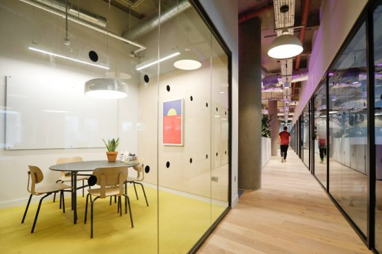 WeWork's launch in SA would mark the first African expansion for the $47bn New York-based company. Picture: Luke MacGregor, Bloomberg