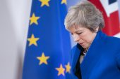 May says she'll contest leadership vote with Brexit in disarray