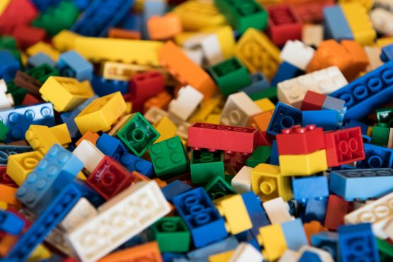 The court ruled that the four defendants should pay $650 000 in damages to Lego. Picture: Bloomberg