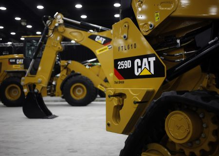 Barloworld in talks to buy a Caterpillar business
