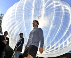 Google plans high-flying balloons to provide internet in Africa