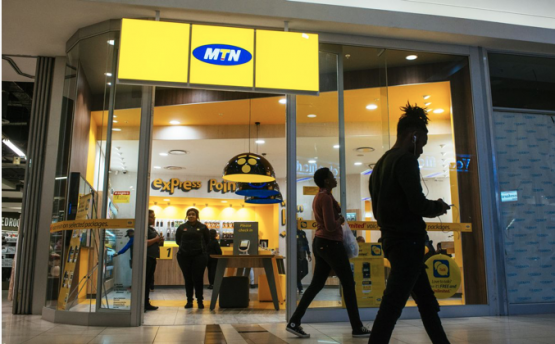 MTN plans listing on Nigerian stock exchange within days. Picture: Bloomberg