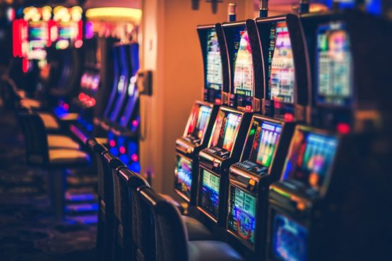 The sector has proposed switching off every alternate slot machine on casino floors as a social distancing measure. Image: Shutterstock