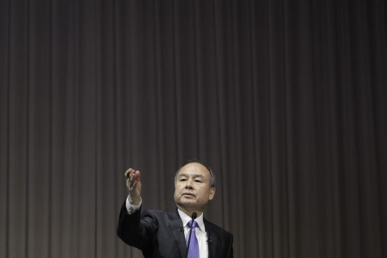 Masayoshi Son. Picture: Kiyoshi Ota/Bloomberg