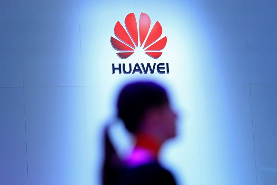 Trump's threat against Huawei Technologies' use of US software and semiconductors also hit major component-makers and sent European tech shares tumbling. Picture: Krisztian Bocsi, Bloomberg