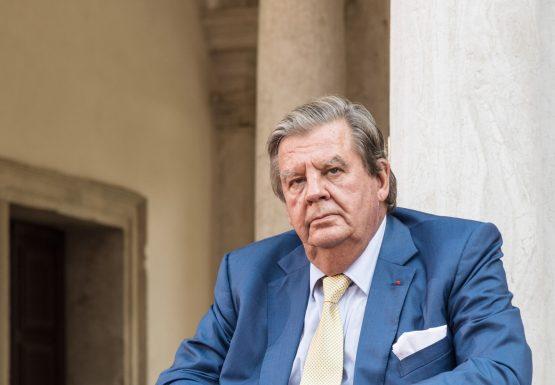 Billionaire Johann Rupert, founder and chairman of Cie. Financiere Richemont SA. Picture: Alberto Bernasconi/Bloomberg