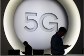 You'll get 5G services at the office before you do on your phone