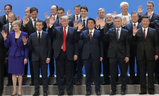 By the time simmering tensions erupted into the outright US-China trade war, the duty-free benefits of the African Growth and Opportunity Act had been wiped out, leaving South Africa in a complex situation since these two world powers are its biggest trade partners. Picture: Bloomberg