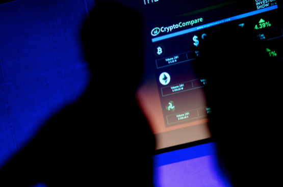 Increased regulation of the crypto space will give investors confidence in the asset class and ensure that legitimate operators gain a greater share of the market. Picture: Bloomberg News