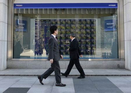 Asia stocks steady, euro little moved