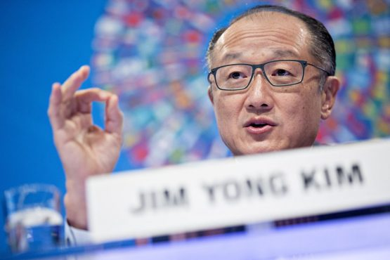 Jim Yong Kim. Picture: Bloomberg