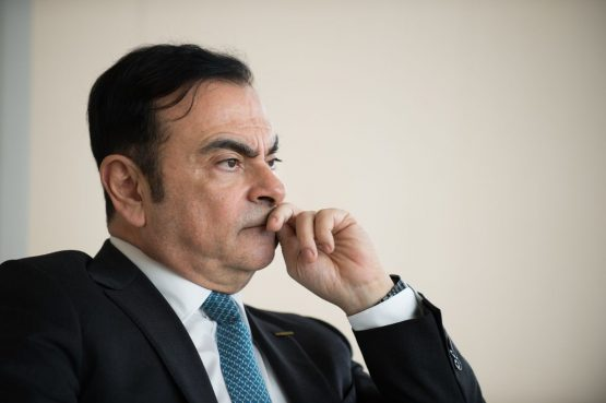 Ghosn says he's been wrongly accused, unfairly detained. Picture: Akio Kon/Bloomberg