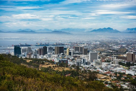 Cape Town, South Africa. Picture: Bloomberg