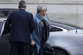 May pleads for unity  before heading back to EU for Brexit talks