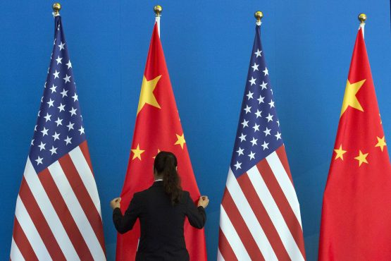 Beijing, Washington and the dangers of the so-called Thucydides Trap – where a rising power threatens to eclipse a rival and conflict may result. Picture: Han Guan/AFP