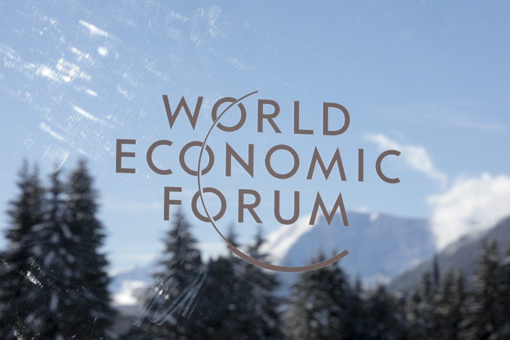 The role of the World Economic Forum meeting