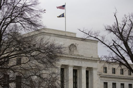 Fed officials worry policy uncertainty could deepen investment slump. Picture: Bloomberg