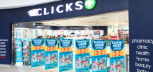 Clicks incurred R44m in Covid-19-related costs