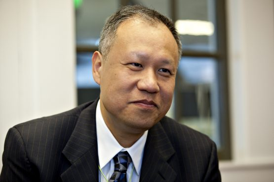 Ken Xie. Picture: Kim White/Bloomberg