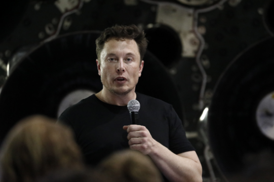 Tesla CEO, Elon Musk told shareholders a the company's annual meeting that Tesla expects to grow its fleet of vehicles by 60-80% this year, after doubling it last year. Picture: Bloomberg