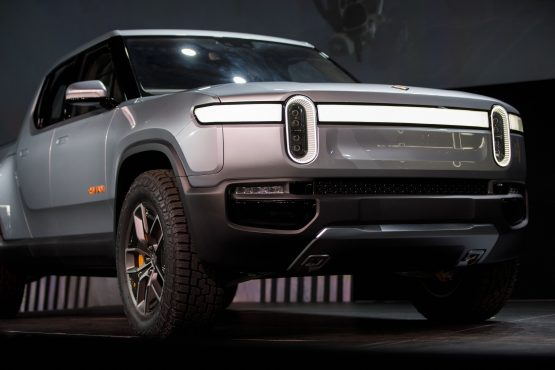Latest Rumor Has GM & Amazon Investing In Rivian