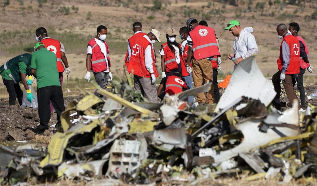 Suspicion and strife strain Ethiopian plane crash probe