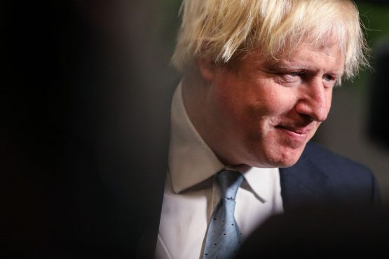 Boris Johnson is seeking a deal with the EU but has not ruled out suspending parliament to prevent lawmakers' attempts to block a no-deal exit. Picture: Bloomberg
