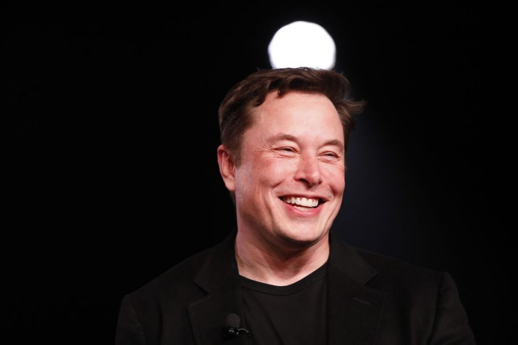 Elon Musk adds $2.3bn to his fortune in 60 minutes