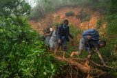Flood deaths climb as Mozambique races to rescue stranded