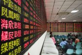 China's stocks plunge in worst pre-new year loss on record