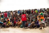 128 000 people in makeshift camps after Mozambique cyclone – minister