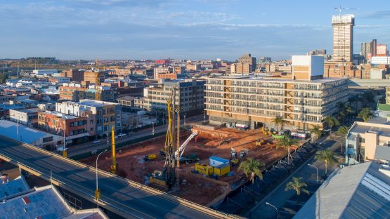 Jewel City – Atterbury Property's R1.2 billion residential and commercial redevelopment in downtown Joburg. Picture: Supplied