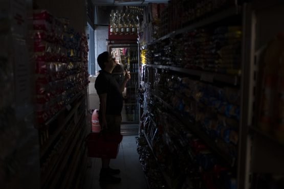 Businesses will start to operate in the shadows, as is already happening with tobacco and alcohol – easy money for government that is now gone. Image: Carlos Becerra, Bloomberg