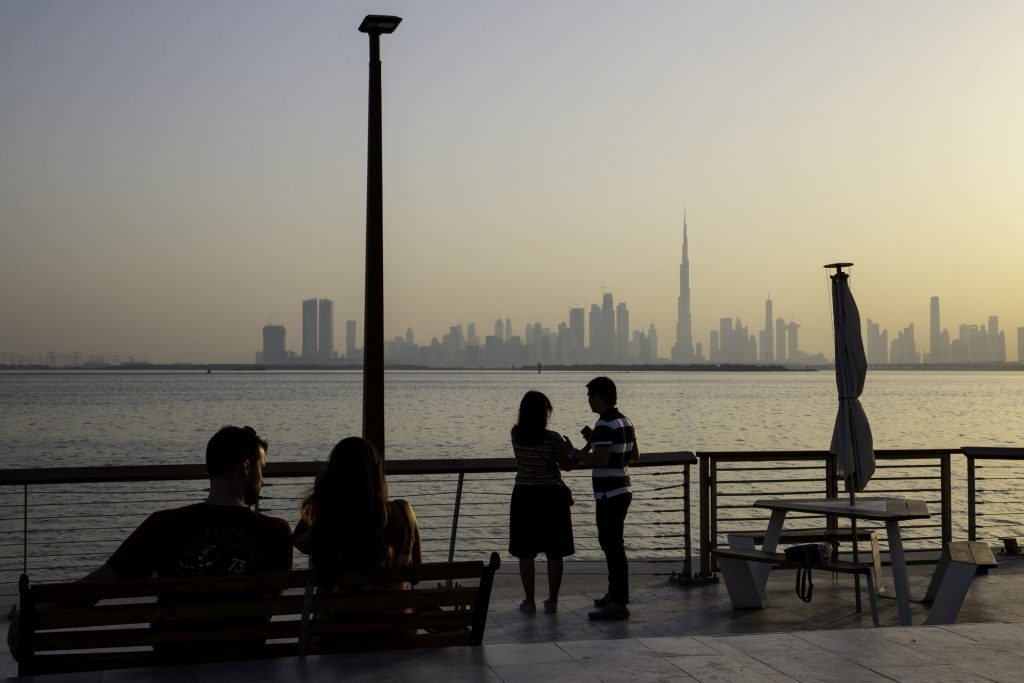 Nobody knows how Dubai's economy has been doing lately