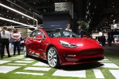 Tesla's new crossover stirs worry it will crimp Model 3 demand