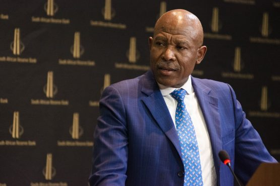 Lesetja Kganyago, governor of the Reserve Bank. Picture: Waldo Swiegers/Bloomberg