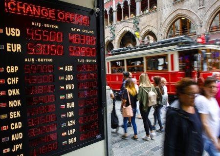 EM stocks rise on trade optimism; Turkish lira holds steady