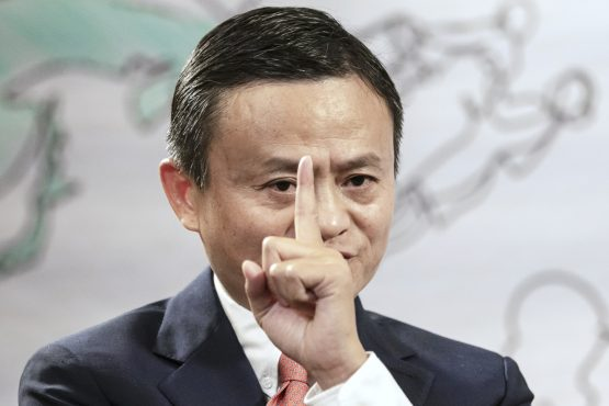 Jack Ma's foundation in search of African entrepreneurs.  Image: Qilai Shen/Bloomberg.