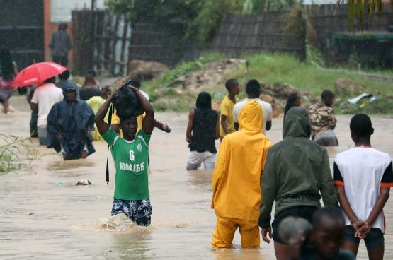 The effects of climate change, which include cyclones, floods and droughts are likely to impact vulnerable individuals and poor families more, World Bank says. Picture: Mike Hutchings, Reuters