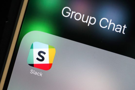 In a rather unusual direct listing, Slack is not planning to issue new shares to raise funds for itself, instead, its investors will be allowed to begin selling existing shares immediately. Picture: Chris Ratcliffe, Bloomberg