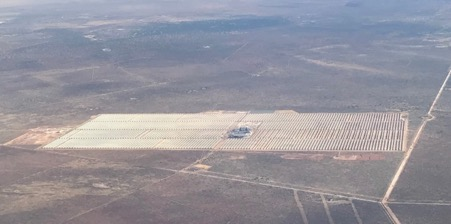 Kathu Solar Park, the most expensive independent power producer project in South Africa. Picture: Supplied