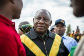 Is Ramaphosa in charge?