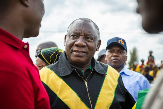 International investors are likely to wait until after Ramaphosa's cabinet announcement before making any decisions on the country. Picture: Waldo Swiegers/Bloomberg
