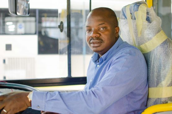 Busmark CEO Pat Nodada, the man behind smart factories, tough buses and 24-hour support even in outlying areas. Picture: Supplied