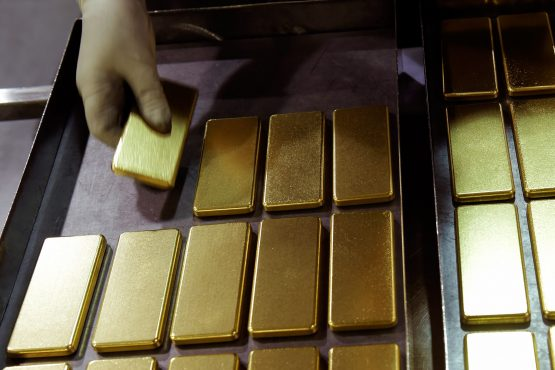 Trade disputes may harm other financial markets and help keep gold in the limelight as emerging market currencies and asset markets come under pressure. Picture: Bloomberg