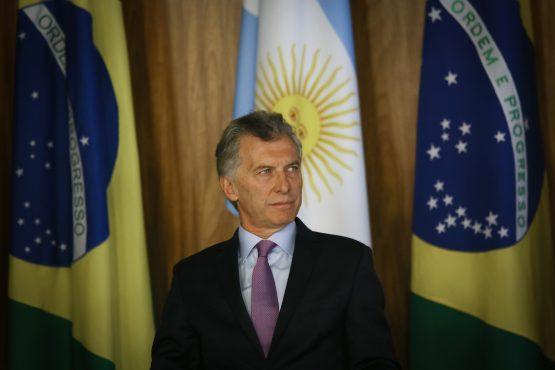 Mauricio Macri, Argentina's president. Picture: Andre Coelho/Bloomberg