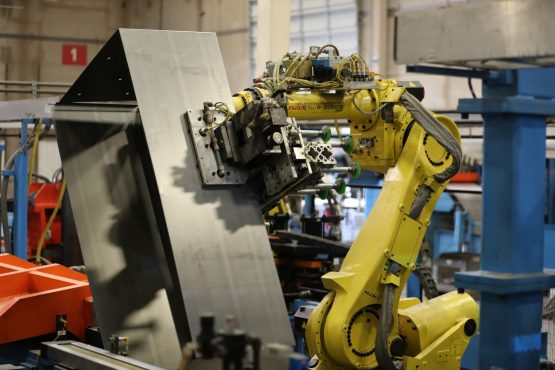 The pockets of workers most vulnerable to automation can often be found in rural areas with a traditional, labour-intensive industrial base, according to Oxford Economics. Picture: George Frey, Bloomberg News