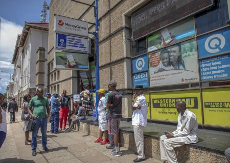 Back to 2008 in Zimbabwe as currency that wrecked lives returns