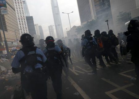 Twitter, Facebook say China used fake accounts to target Hong Kong protests