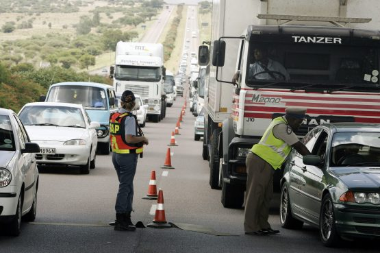 Aarto's points demerit system would see motorists incur demerit points for contravening traffic laws. Image: Siphiwe Sibeko, Reuters